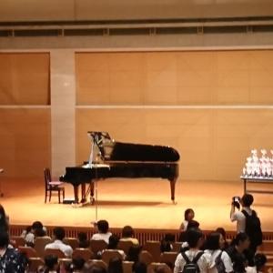 グレンツェンピアノコンクール予選を終えて。