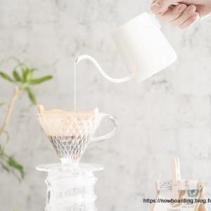 【珈琲考具】狙いを定めて丁寧にドリップできるコーヒー1杯専用ドリップポット