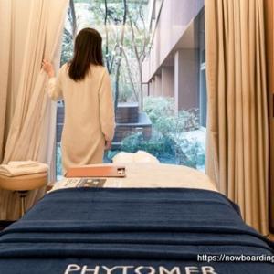 【ホテル ザ セレスティン東京芝/スパ アマスタス】念願のフィトメールのホテルスパと邸宅風ラウンジで至福の時間を体験してきました