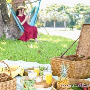 【沖縄ワーケーション】大好きな備瀬のヴィラ Birth the suiteで楽園のピクニックをしたいという夢を叶えてきました【おしゃピク】