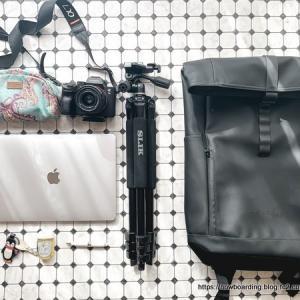 【北欧】カメラもPCも三脚も入る防水素材旅行用バッグ決定版!ガストン・ルーガの大容量バッグパック Rullen(ルーレン)【リュックサック】