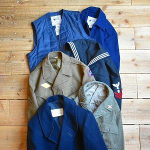 【Military Goods】 各国のミリタリージャケットを入荷しましたぁ~ @古着屋カチカチ