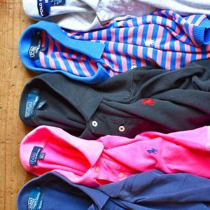 【Ralph Lauren ラルフローレン】 毎年定番の半袖ポロシャツ入荷~