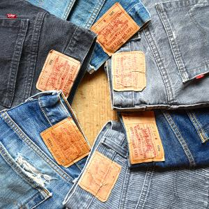 【Made in USA アメリカ製】Levi's®リーバイス501®入荷~ @古着屋カチカチ