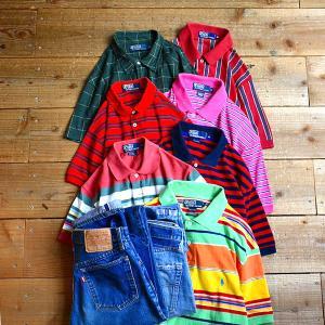 【ラルフローレン Ralph Lauren】 梅雨も明けたのでさらにポロシャツ追加入荷~