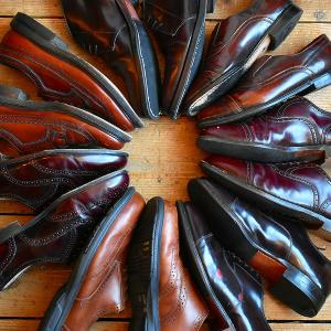 【Better Quality Leather Shoes】 良質なレザーシューズ入荷~