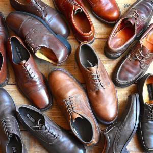 【いい感じの革靴 Leather Shoes】 きれいめレザーシューズ入荷~