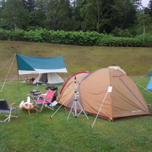 白銀荘キャンプ場