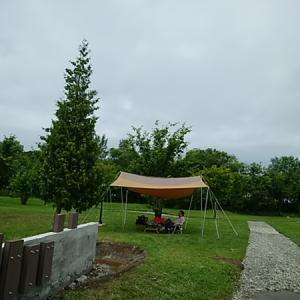 栗山さくらキャンプ場