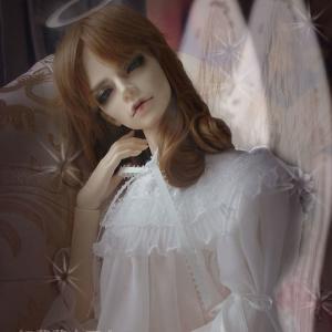 固定設定 寝間着天使ごっこ