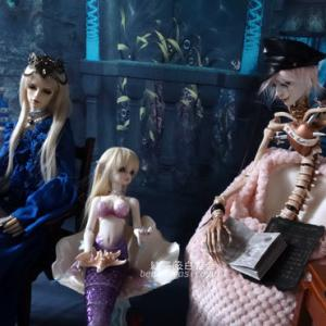 海底の魔女 第一話