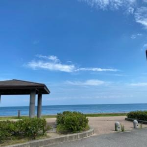 お天気がいいので釣り日和 (。-∀-)