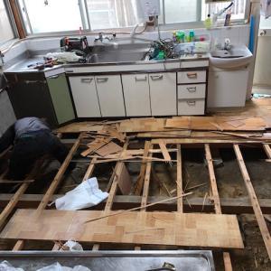 【豊中市】台所シンク下の排水管を復旧交換させていただきました!