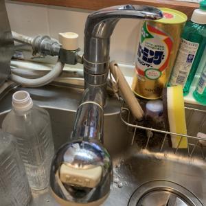 【伊丹市】食洗器型混合水栓を交換させていただきました!