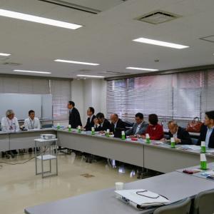 建設消防常任委員会視察(2日目・藤沢市)