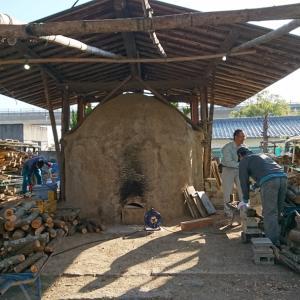 薪割り、田村文化センター文化祭、青少年健全育成市民のつどい