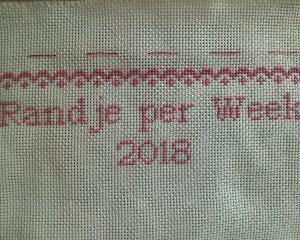 Randje per Week 2018(3)deel 1