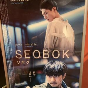 【韓国映画・SEOBOK】パクボゴム か、コンユか