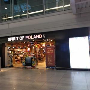 初めてのポーランド航空
