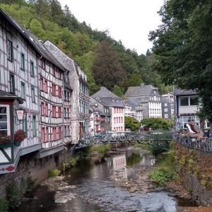 ドイツのリゾート地 モンシャウへの旅行