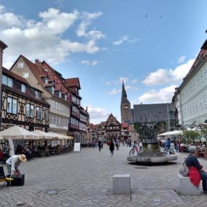 ドイツ、ハルツ地方での休暇。ホテルはここ♪