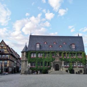 ドイツの世界遺産クヴェトリンブルクの街歩き
