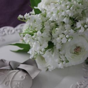 [募集] Bouquet de muguet  アーティフィシャルフラワーレッスンのご案内