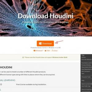 Houdini + Unity HDAの作り方 とHoudini Engine Unity