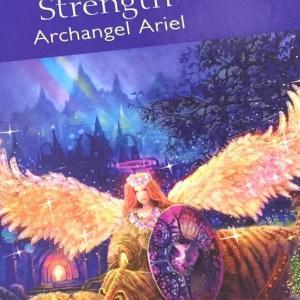 *大天使アリエル:力(Strength)*エンジェルタロットカードより、みんなのオラクルカードリーディング(Feb.15)
