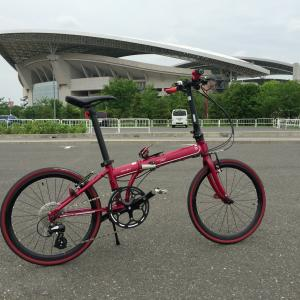 DAHON Speed Falco 2016 1次カスタム
