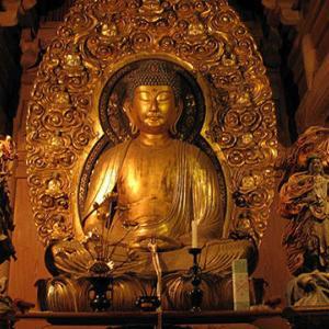 証拠の阿弥陀の大原問答から伝わる勝林寺の声明から学ぶ、自筆譜版をもとにバッハ:『フーガの技法』を完成された作品として演奏を考察。
