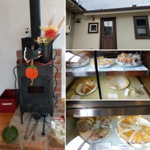 10月、2回目の投稿(夫婦でミントさん、ケーキ屋さん、家族で焼肉)