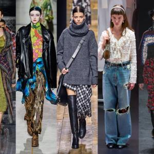 2020~2021秋冬のトレンドファッション~流行のスタイルは?