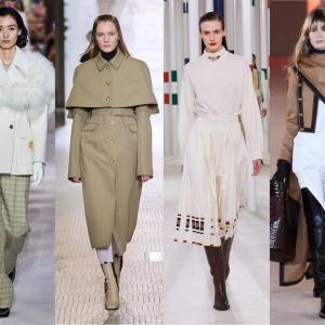 2020~2021秋冬のトレンドファッション~流行の素材と柄は?