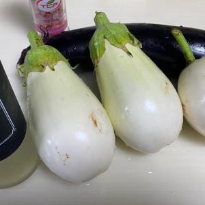 コスモスの種まき パウンドケーキを焼く 白茄子旨し
