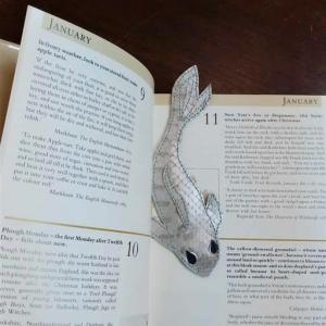 本に棲むコイ