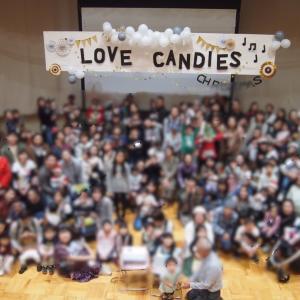 2019年    LOVE CANDIESイベント