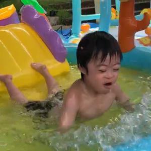 保育園プール活動発表と自己肯定感