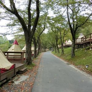 はじめてのファミリーキャンプ☆パディントンベア・キャンプグラウンド
