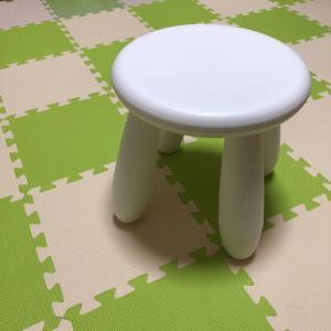 IKEA(イケア)の子供用スツール
