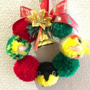 鳥さんとクリスマス