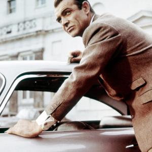 「007/ゴールドフィンガー」~古き良き時代のオシャレ感