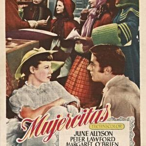 「若草物語」(1949年)~変化を受け入れるかどうか。