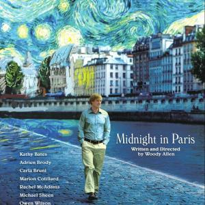 「ミッドナイト・イン・パリ」~夢は過去、黄金時代は今。