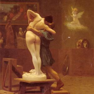 そのままで愛されたい~「ピグマリオンとガラテア」(1890年)