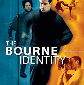 「ボーン・アイデンティティー」~自分を探す孤独な旅