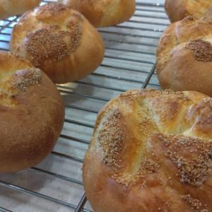 今日のパン焼き(゚o゚;)