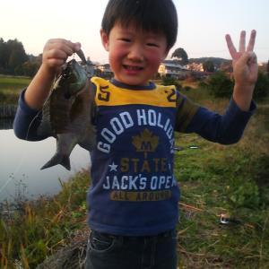 釣りを始めたきっかけ 第10章 幼年期 ギル編