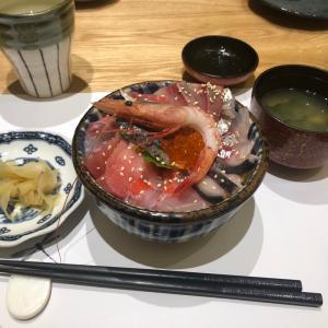 寿司とビャンビャン麺