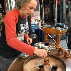 トルココーヒー占い@海上世界